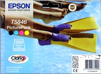 Value Pack Epson C13T58464010