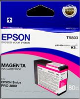 Druckerpatrone Epson T5803