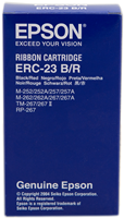 Ruban encreur Epson ERC-23BR
