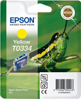 inktpatroon Epson T0334