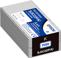Druckerpatrone Epson SJIC22P/K