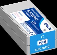 Cartucho de tinta Epson SJIC22P/C