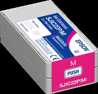 Cartucho de tinta Epson SJIC22P/M