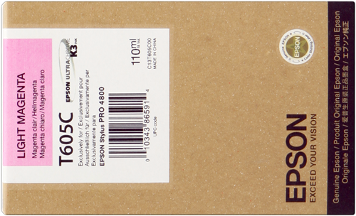 Epson Stylus Pro 4800 C13T605C00