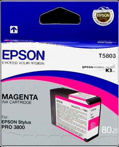 Epson Stylus Pro 3800 C13T580300