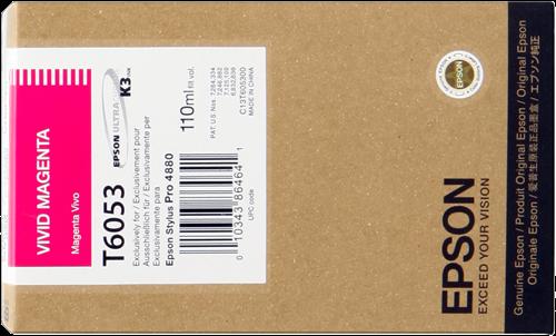 Epson Stylus Pro 4880 C13T605300