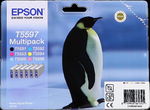 Epson Stylus Photo RX700 C13T55974010