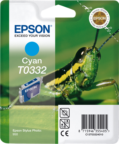 Epson Stylus Photo 950 C13T03324010