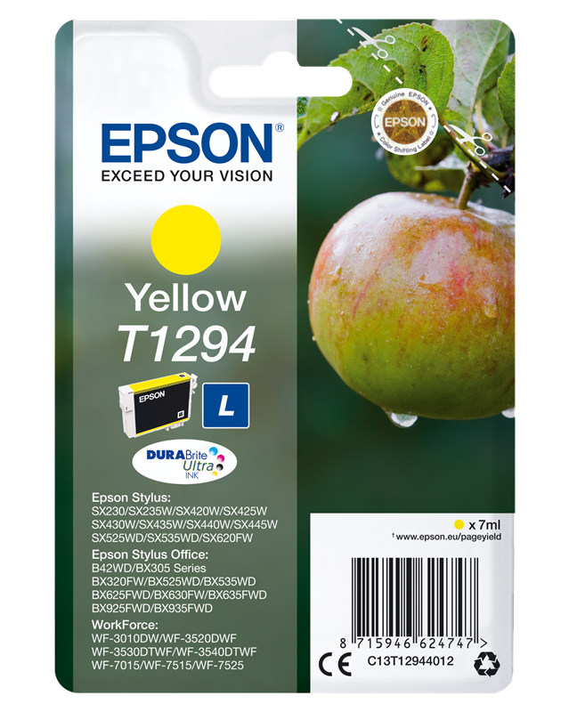Epson inktpatroon C13T12944012 (T1294)