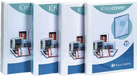 Präsentationsringbuch KreaCover Exacompta 51945E