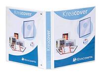 Präsentationsringbuch KreaCover A4+ Exacompta 51841E