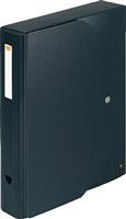 Dokumentenbox , schwarz, B350xH270mm, Exacompta 59134E