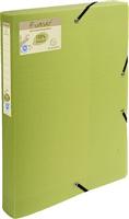 Archivbox forever , grün, Rücken 40mm, Exacompta 553573E