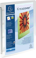 Präsentationsringbuch KreaCover Exacompta 51968E