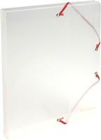 Dokumentenbox Kristall Exacompta 5962E