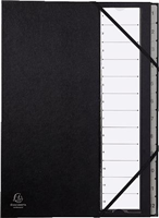 Ordnungsmappe Ordonator mit Register Exacompta 56012E