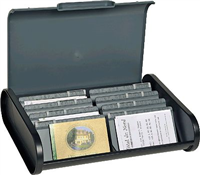Visitenkartenbox Exacompta 06811427 (68114D)