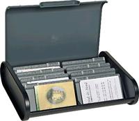 Trennplatten für Visitenkartenbox Exacompta 06844041 (68441D)