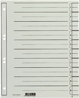 Trennblätter Premium Qualität Exacompta 381440B