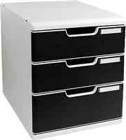 Büroboxen Modulo System 2 A4 Exacompta 325014D