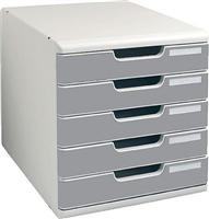 Büroboxen Modulo System 2 A4 Exacompta 301041D