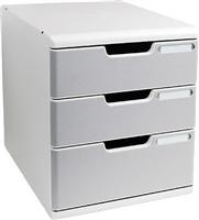 Büroboxen Modulo System 2 A4 Exacompta 325041D