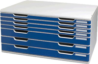 Büroboxen Modulo System 2 A3 Exacompta 323003D
