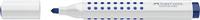 Whiteboard-Marker GRIP 1583, blau Faber-Castell 158351