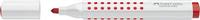 Whiteboard-Marker GRIP 1583 rot Faber-Castell 158321