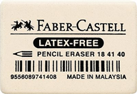 Radiergummi 7041-40 Faber-Castell 184140