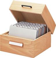 Holzkarteikästen HAN 505
