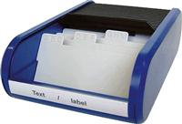 Visitenkartenbox helit H6218093