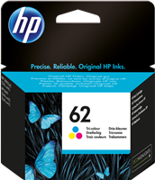 Cartucho de tinta HP 62