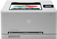 Stampante laser a colori HP Color LaserJet Pro M252n