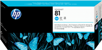 printhead HP 81