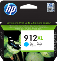 Druckerpatrone HP 912 XL