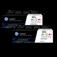 zestaw HP 201X Promo-Pack