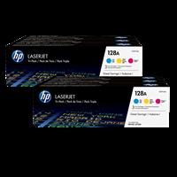 zestaw HP 128A Promo-Pack