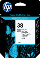 Cartucho de tinta HP 38