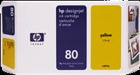 Cartucho de tinta HP 80