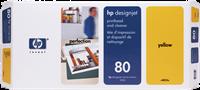 printhead HP 80