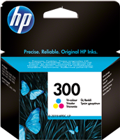 Cartucho de tinta HP 300