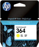 Cartucho de tinta HP 364