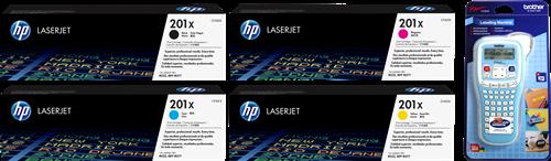 HP Color LaserJet Pro MFP M274n 201X MCVP