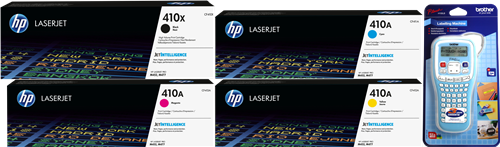HP Color LaserJet Pro MFP M477fdw PROMO 410A MCVP