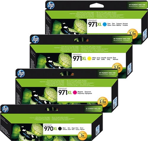 HP PROMO 970 XL