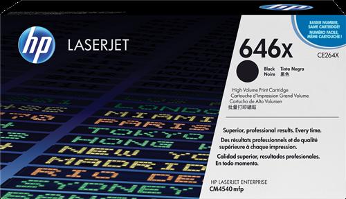 HP ColorLaserJet CM4540 MFP CE264X