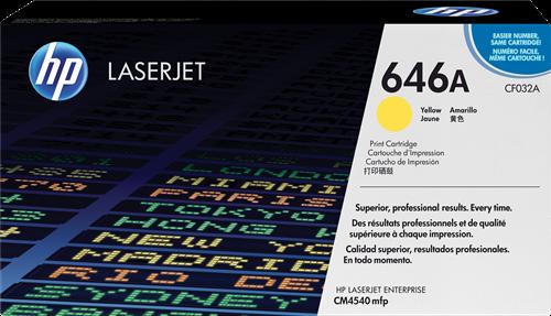 HP ColorLaserJet CM4540 MFP CF032A