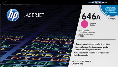 HP ColorLaserJet CM4540 MFP CF033A
