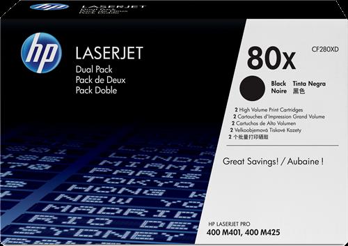 HP LaserJet Pro 400 MFP M425dw CF280XD